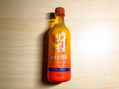 KIRINの「生茶 ほうじ煎茶」を飲んでみた!