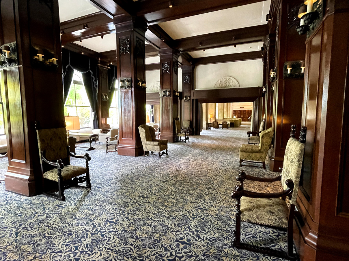 ホテルニューグランド