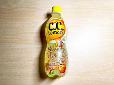 サントリーの「C.C.レモン スイートハニー」を飲んでみた!
