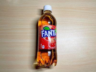 コカ・コーラの「ファンタ 芳醇アップル」を飲んでみた!