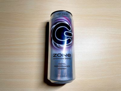 サントリーの「ZONe Unlimited ZERO Ver.1.0.0」を飲んでみた!