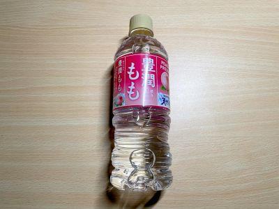 サントリーの「豊潤もも&サントリー天然水」を飲んでみた!