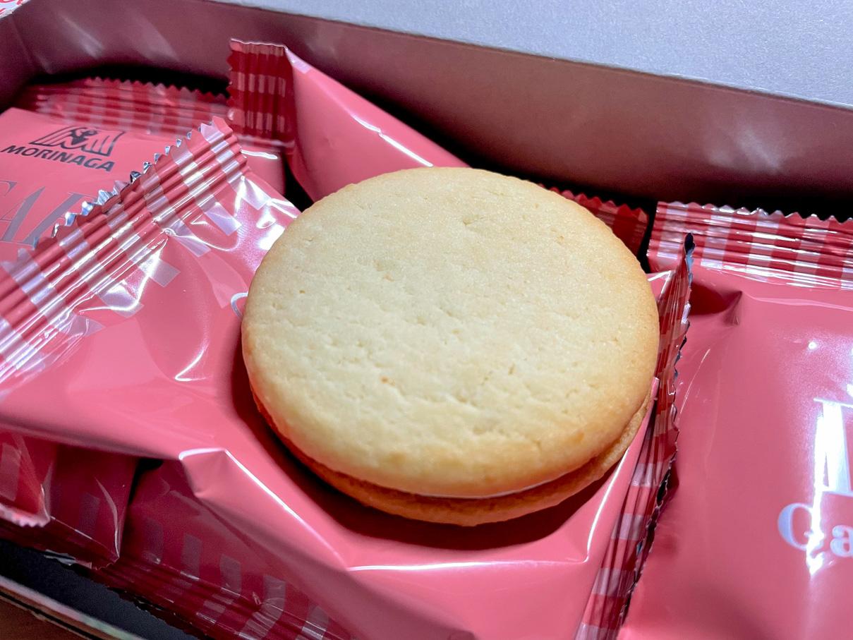 ディアガレットサンド メープルチーズケーキ仕立て