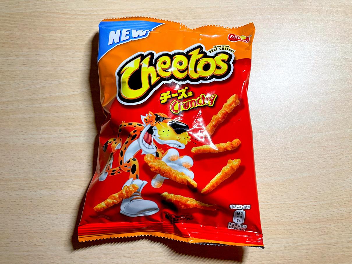 チートス チーズ味