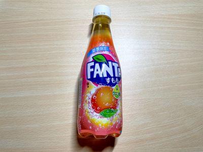 コカ・コーラの「ファンタ すもも+クエン酸」を飲んでみた!