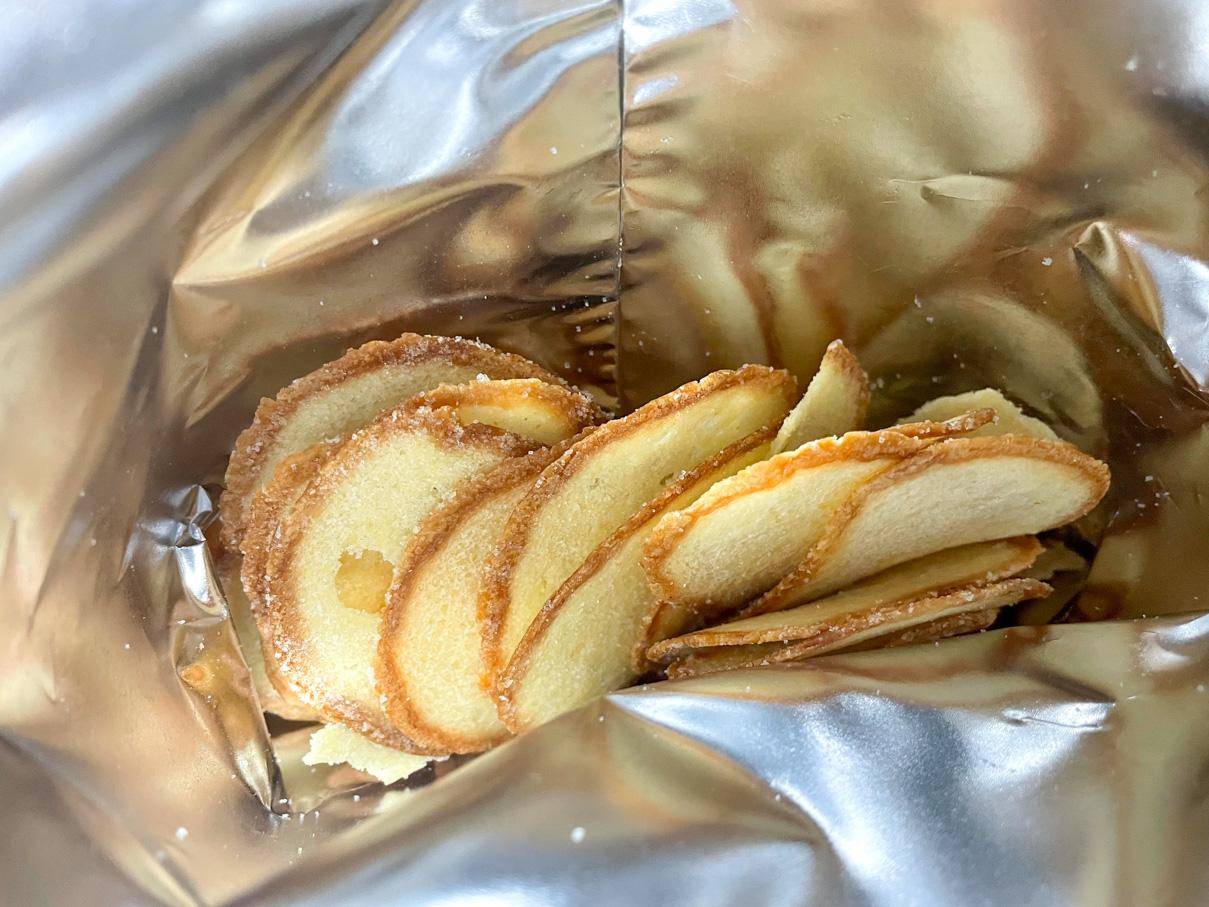 フランスパン工房 くりーむパン カスタード風味