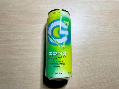 サントリーの「ZONe Trance Ver.1.0.0」を飲んでみた!
