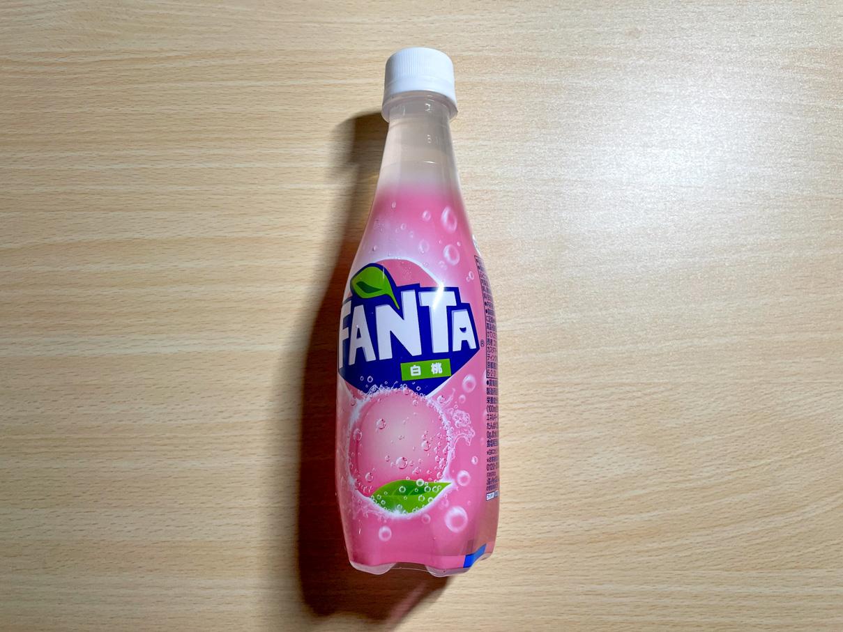 ファンタ 白桃
